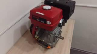 Двигатель WEIMA WM190F (бензин, 25 вал. Шпонка)(, 2016-07-21T09:36:46.000Z)