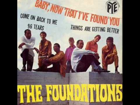 The Foundations: Build Me Up Buttercup (d'Abo / Macaulay, 1968)