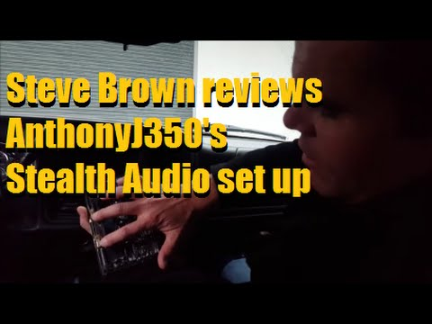 Steve Brown (Alpine Electronics) Reviews AnthonyJ350