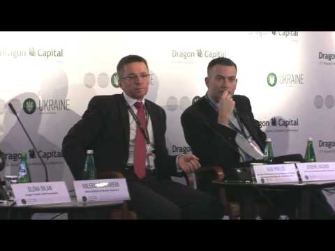 11th Annual Ukraine Investor Conference. Panel Discussion with the National Bank of Ukraine and IFIs