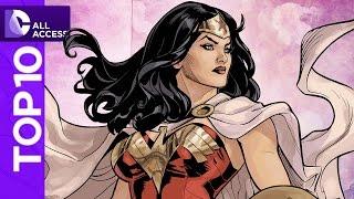 DC's Top 10 Leading Ladies