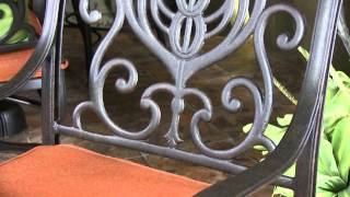 Hanamint Grand Tuscany Patio Furniture Overview