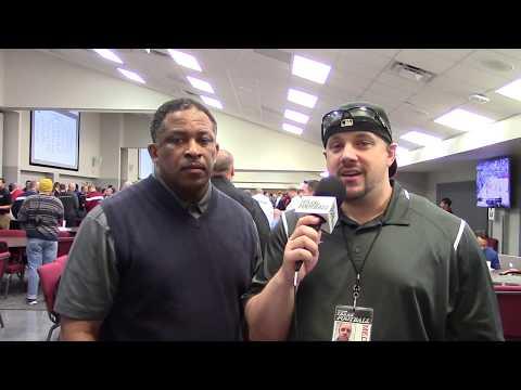 Texas Football Today interview: Dunbar head coach Todd Lawson