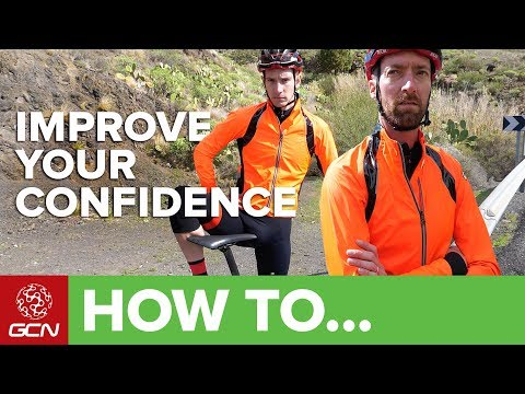 How To Improve Your Confidence After A Crash | GCN's Cycling Tips
