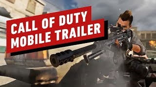 Call of Duty Mobile - Announcement Trailer