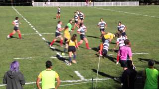 2015 WPL - Berkeley All Blues vs. Glendale Raptors (10/3/15)