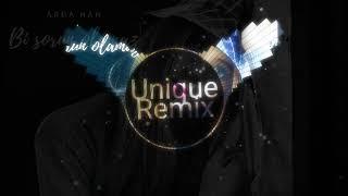 Arda Han - Bi Sorun Olamaz   Turkish Trap Remix 2021 (Unique Remix) Resimi
