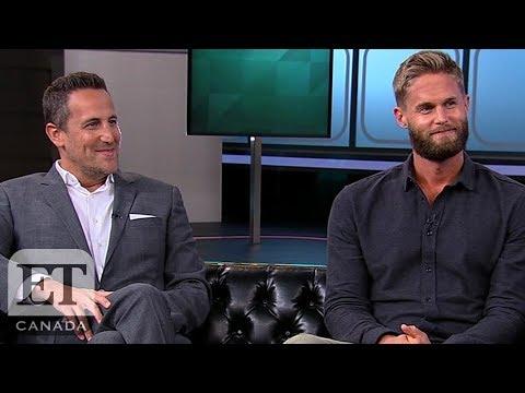 'Bachelor Canada': Chris Leroux And Noah Cappe Interview