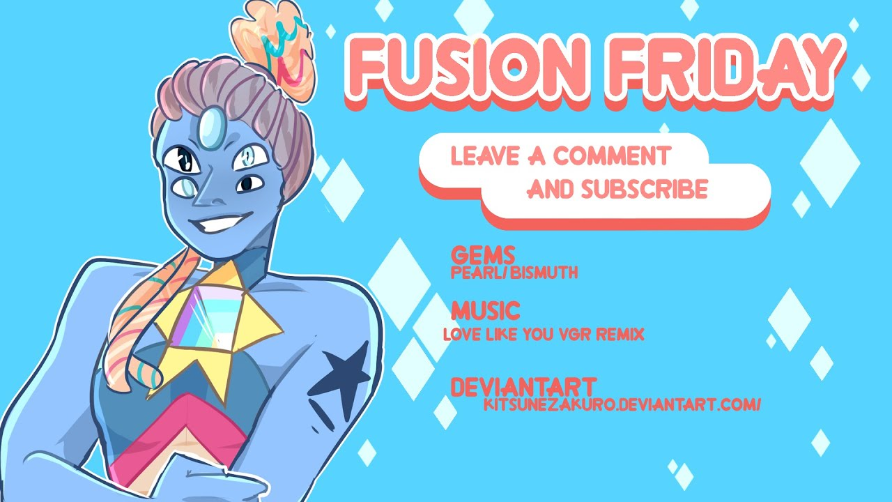 Fusion Friday Pearl Bismuth Youtube