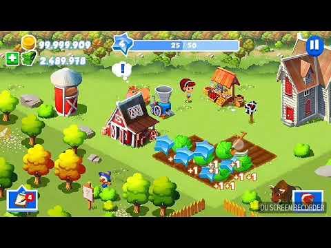 tai game green farm 3 hack cho android - Hack green farm 3 đơn giản