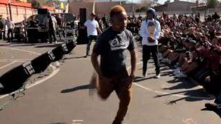 Mindless Behavior at Golden Valley Middle San Bernardino