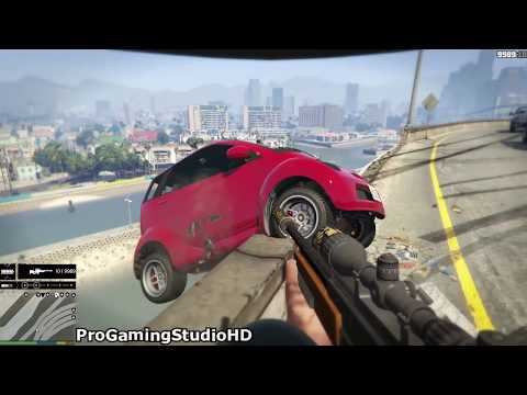 GTA 5 BRUTAL Kill Compilation #100 (Grand Theft Auto V Gameplay Funny Moments)