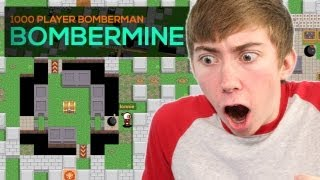 BOMBERMINE GAMEPLAY VIDEO