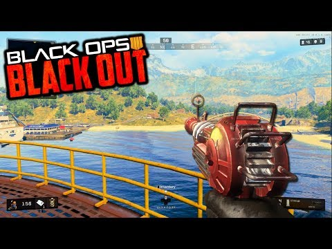 BLACK OPS 4 - BLACKOUT BETA EASTER EGGS GAMEPLAY LIVE! (Call Of Duty Black Ops 4 Blackout)