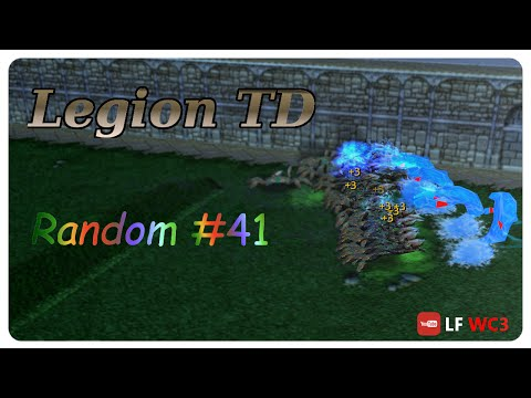 Legion TD Random #41 | Easy Survivor Guide