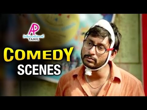 RJ Balaji Comedy Scenes   Ivan Thanthiran   Kadavul Irukaan Kumaru   Naanum Rowdy Dhaan