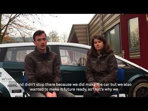 Bio Based Car - TUecomotive