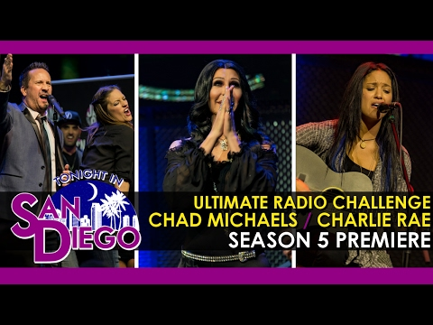 Tonight in San Diego Season 5 Premiere - Radio Challenge / Chad Michaels / Charlie Rae