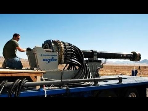 THE MOST POWERFUL MILITARY WEAPONS THAT ARE ON A NEW LEVEL
