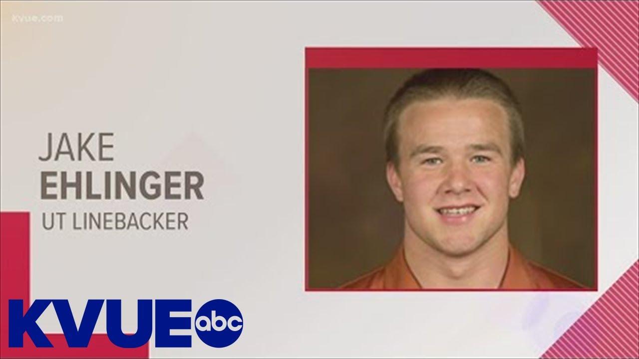 Texas linebacker Jake Ehlinger, brother of Sam Ehlinger, found ...