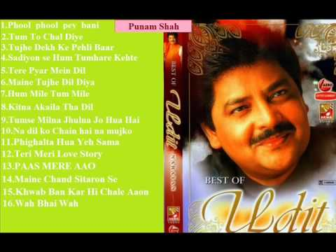 Udit Narayan Full Bollywood Romantic Songs Jukebox ( Just Click On The Songs)
