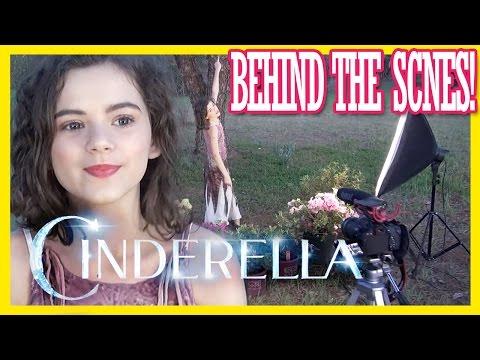 CINDERELLA BEHIND THE SCENES!  |  KITTIESMAMA