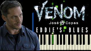 Download lagu Venom - Eddie's Blues | Tema de Eddie Brock(Piano Tutorial + Partitura)