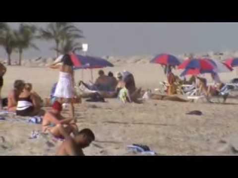 Mamzar beach park-dubai