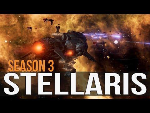 Stellaris Season 3 - #14 - War is Declared!