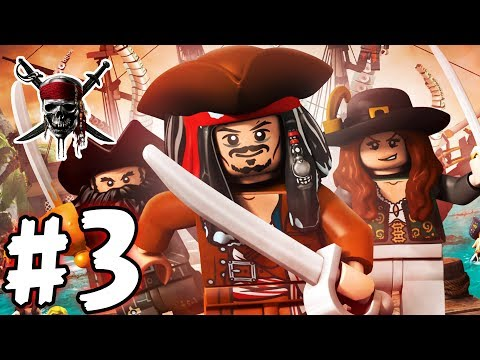 LEGO Pirates of the Caribbean - Episode 03 - Elizabeth (HD G