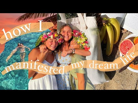 Download how I manifested the life of my dreams    moving to Hawaii & becoming financially independent at 21