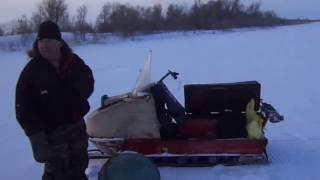 Зимова риболовля 06.01.2017. 2-й варіант.