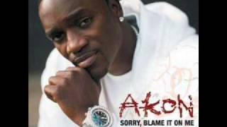 Akon-Sorry,Blame It On Me + Download Link + Lyrics