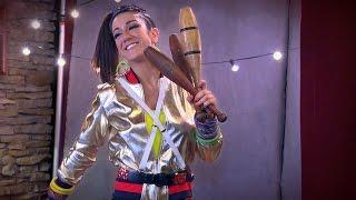 WWE Dark Carnival mit Bayley