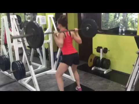 Zagreb gym session