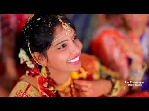 Sidhu Weds Sindhu Cinematic Wedding (Ravi Photography 9703734823)