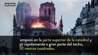 El incendio de la catedral de Notre Dame: el orígen, los tesoros y el después