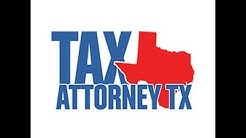 Tax Attorney Trophy Club TX | (817) 489-9768