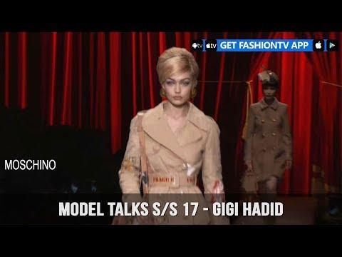 Models Fall/Winter 2017-18 Gigi Hadid   FashionTV
