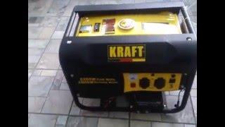 Бензиновый Генератор Kraft(, 2016-04-08T04:56:37.000Z)