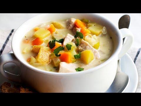 How To Make Turkey Pot Pie Soup