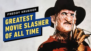 Is Freddy Krueger the Greatest Movie Slasher of All Time?