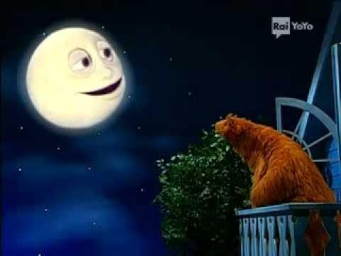 La canzone dell' arrivederci - BEAR NELLA GRANDE CASA BLU