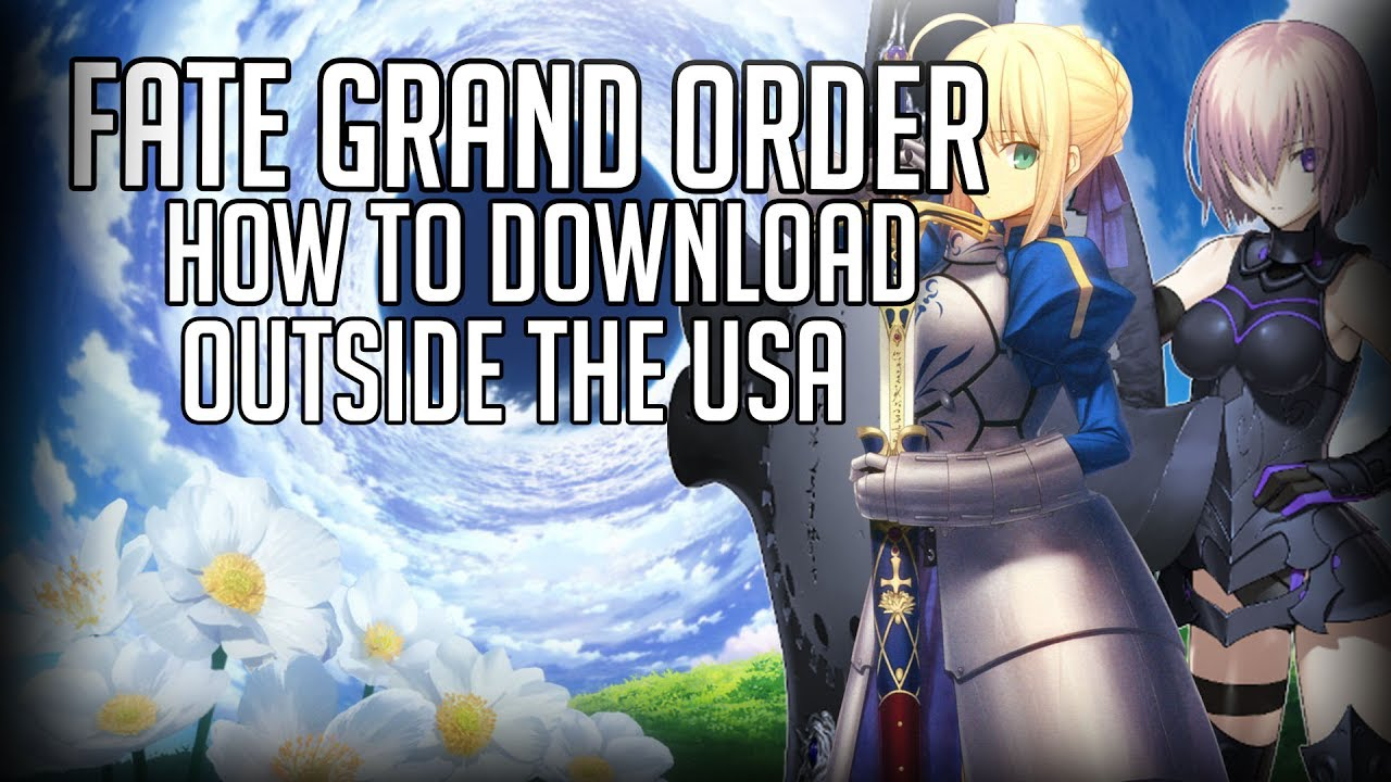 fate grand order english cracked apk