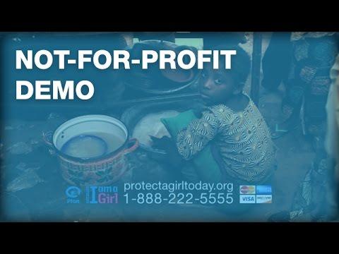 À LA CARTE VIDEOS - Not-For-Profit Demo