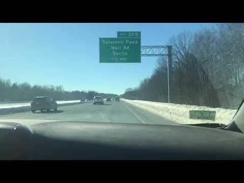 Marlborough MA: Interstate 290 (Exit 25B Berlin MA and Solomon Pond Mall Road)