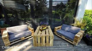 NEW 50 Creative DIY PALLET Sofa Ideas 2016 - Cheap Recycled Pallet Part.3 -newest house