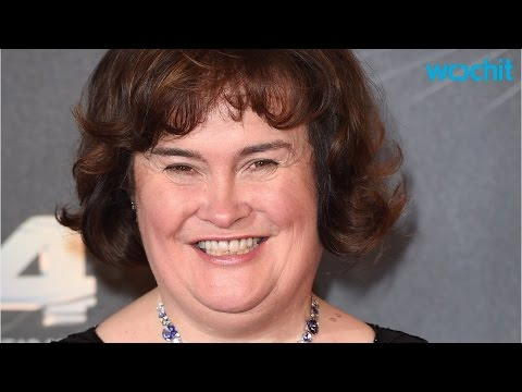 Susan Boyle Hospitalized Following Asperger's-Triggered Meltdown
