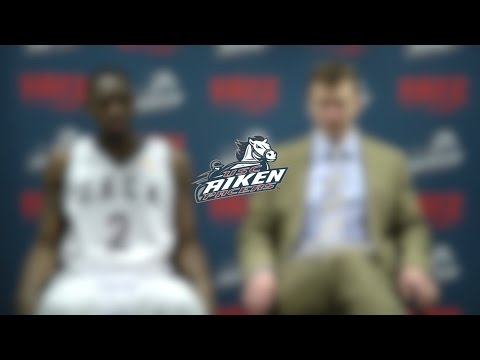 USC Aiken Men's Basketball vs Clayton St. Post-game Press Conference