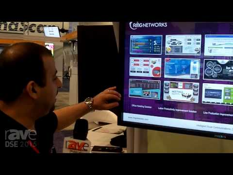 DSE 2015: RMG Networks Demos Real-Time Data Management in Call Center Application